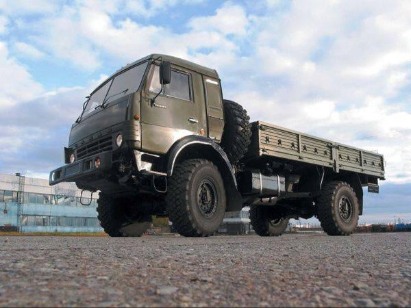 Le ministère des Situations d'urgence et le ministère de la Défense de la Fédération de Russie souhaitent tester le KamAZ sans pilote