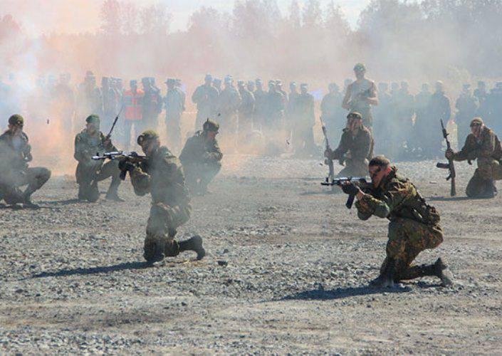 브라질 참관인들은 러시아의 군 정보 요원 훈련 방법론에 익숙해졌다.