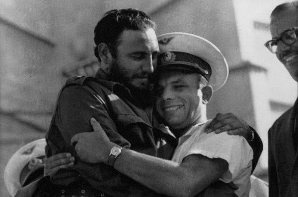 CIAの役員がどのようにYuri Gagarinの試みを準備していたかについて