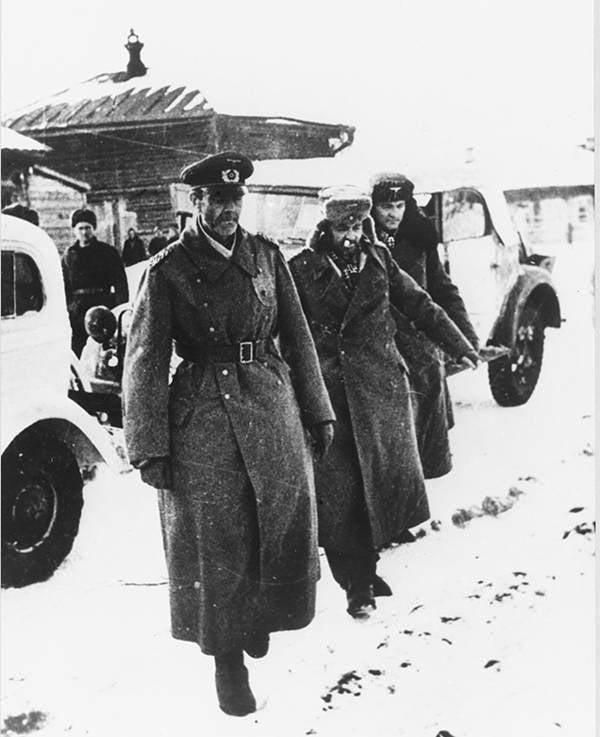 Los comandantes de la segunda guerra mundial y su legado.