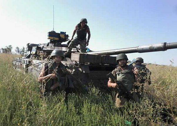 탱커 DNI, 탱크 바이애슬론 VSU 매치 제공