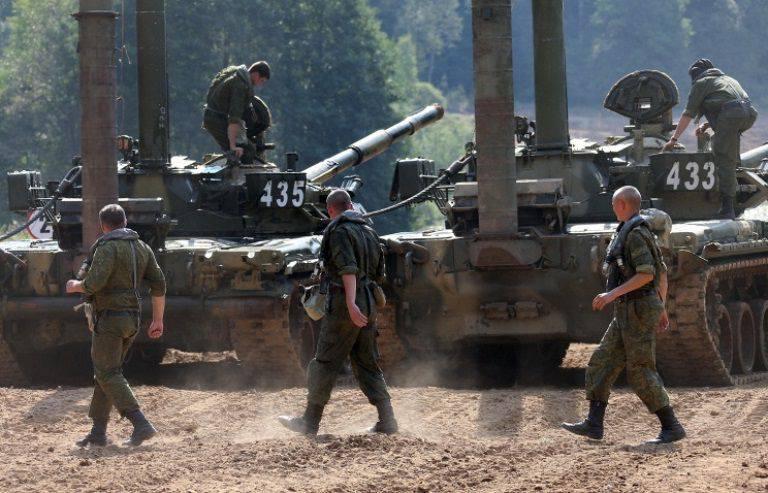 Kaynak: 20 Ordusu Rusya'nın batı bölgelerinde konuşlandırılacak