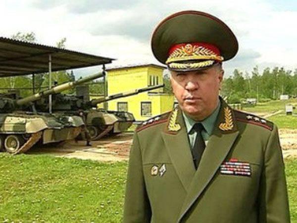 L'ex comandante delle forze di terra della Federazione Russa Chirkin ha ricevuto cinque anni in una colonia di regime rigoroso