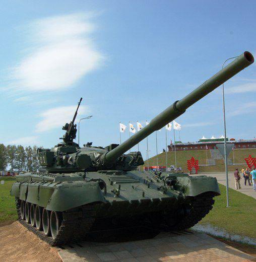 T-80がどのようにチャンネルチャンネルになり、NATO本部の恐怖となったか