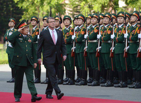 ABD ve Vietnam'ın askeri-teknik işbirliğinin pratik yönleri
