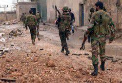 Défense stratégique de Bachar Assad