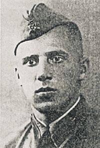 Igor Miklashevski. 1941 yılı. Yazarın izniyle
