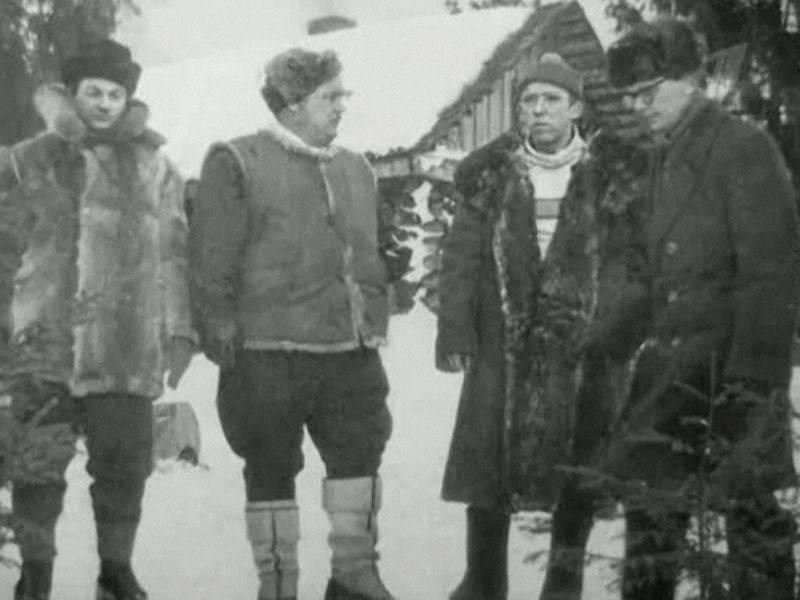 Comédie Génie. Leonid Iovich Gaidai