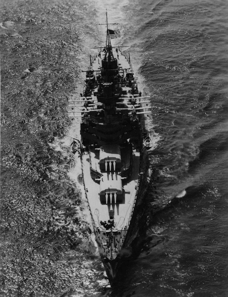 1934의 미 해군 대통령 재검토