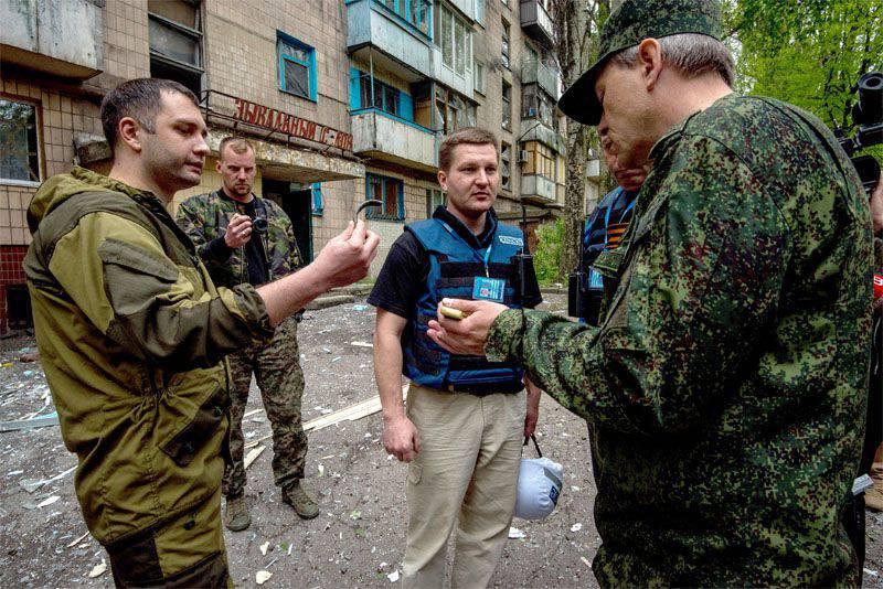 5 명의 민간인은 우크라이나 Gorlovka와 Donetsk의 군대의 밤을 포격 한 결과로 사망했다.