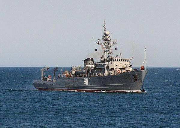 ロシア連邦の黒海艦隊のトロール軍の教え