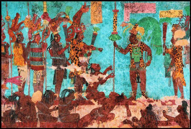 Armi e armature dei guerrieri Maya e Aztechi (prima parte)