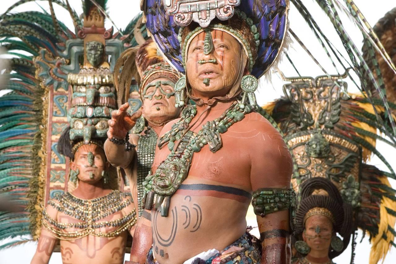 mayans and aztecs