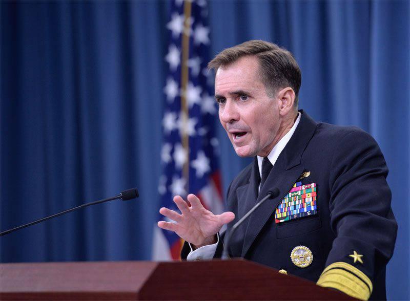 Le représentant officiel du département d'Etat américain a condamné la frappe aérienne de l'armée de l'air syrienne sur les positions des militants dans la banlieue de Damas