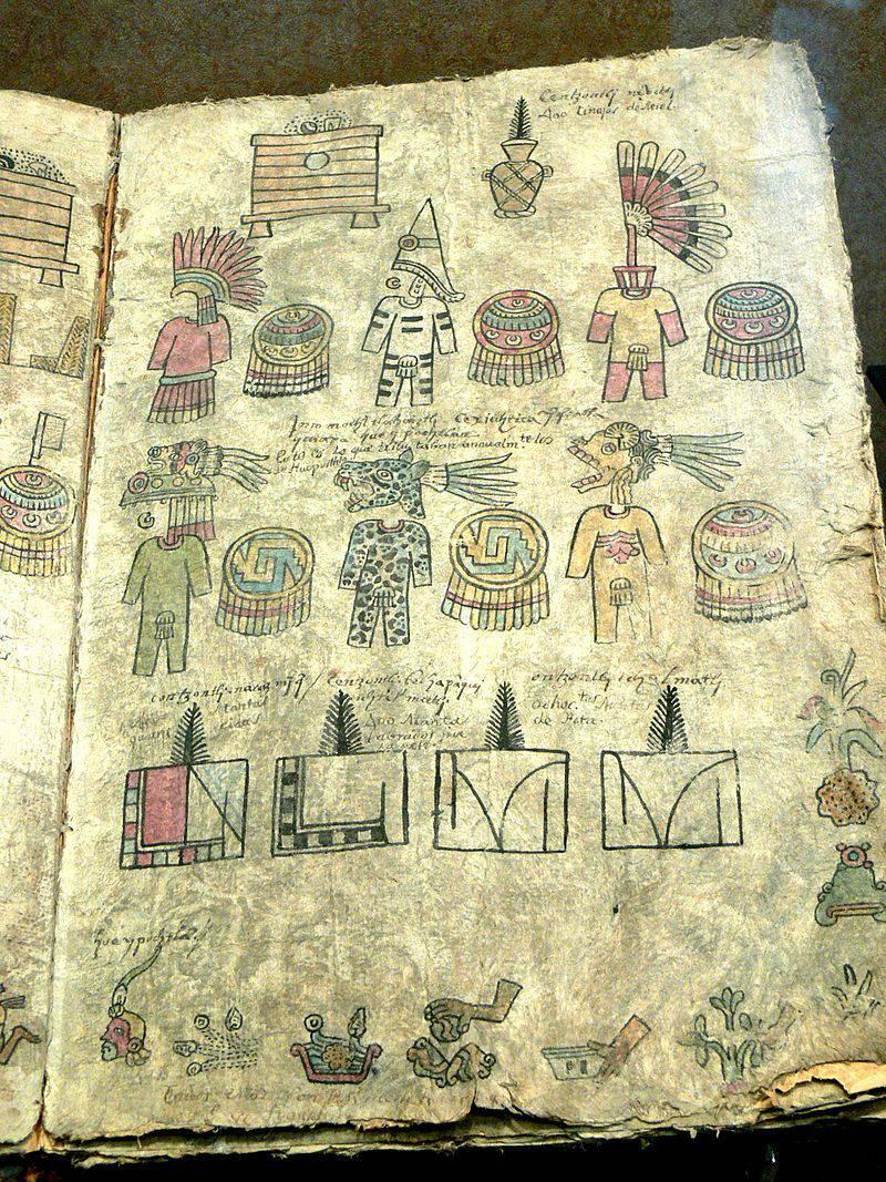 Armi e armature dei guerrieri maya e azteca (seconda parte)