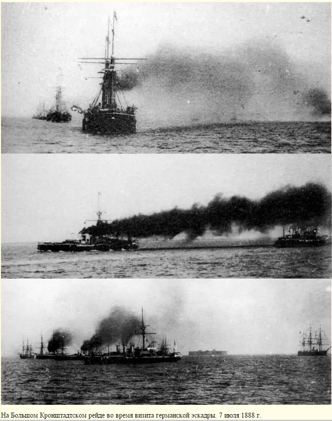 Histoire de la coopération navale russo-allemande