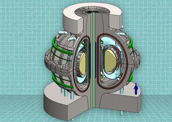 Les scientifiques américains croient en la création d'un réacteur à fusion fonctionnel dans les années 10