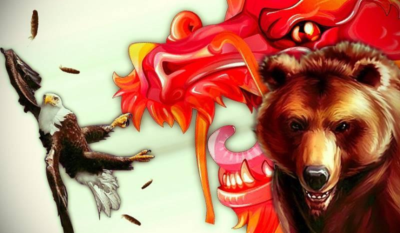 クマとドラゴンについてのいくつかの肯定