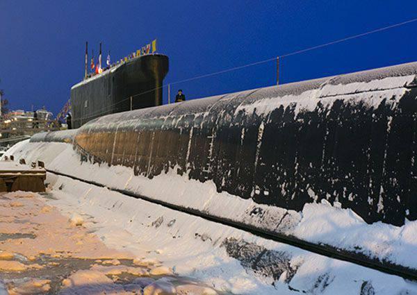 Les États-Unis développent un nouveau système de détection des sous-marins russes