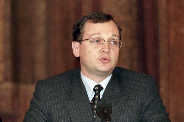 Gennady Zyuganov, 1998 디폴트의 비밀 공개