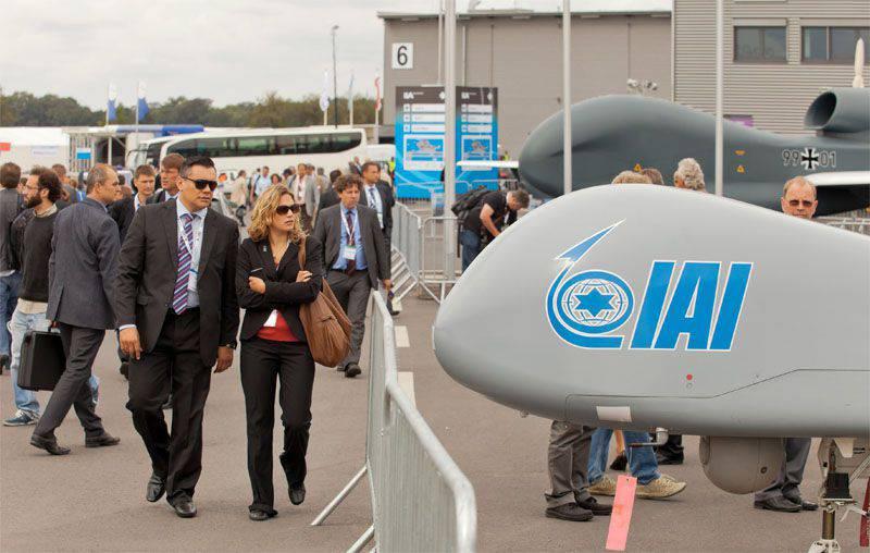 Media: Israele consegnerà prima gli UAV e gli elicotteri militari giordani