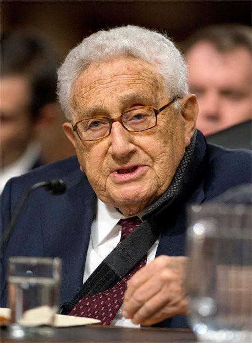 Henry Kissinger: l'obiettivo dell'Occidente è il crollo della Russia