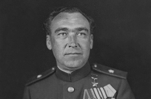 Biografia del tenente generale Matthew Shaposhnikov