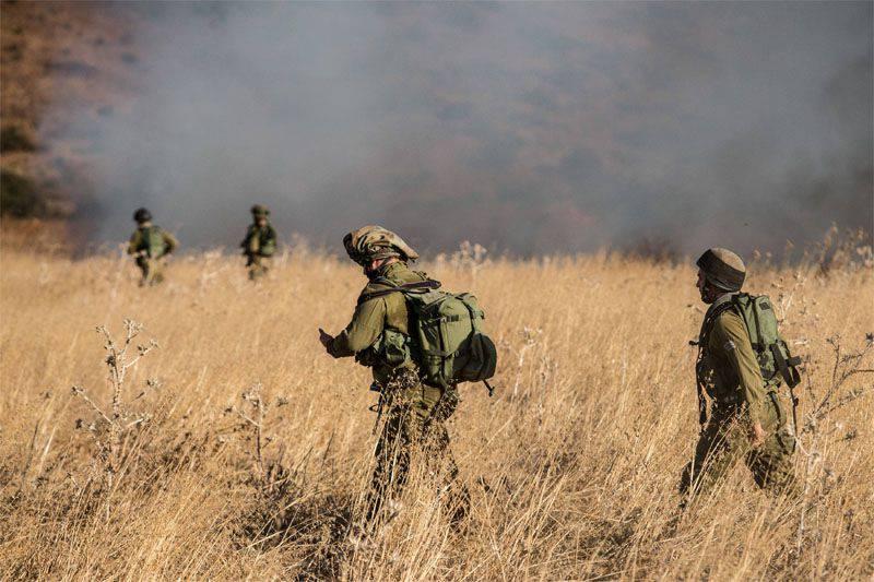 L'aviazione israeliana e l'artiglieria hanno bombardato le posizioni delle forze governative siriane