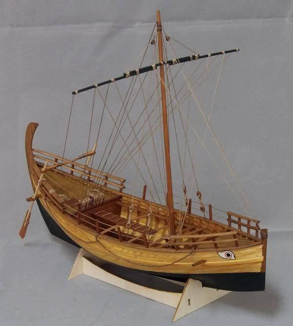 Antica nave dal fondo del mare