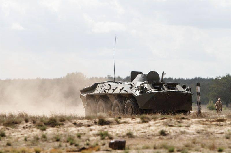 DNI에서 우크라이나 보안군의 시작의 가능한 시작 날짜를 호출