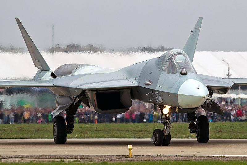 T-50 - Percée russe dans le futur