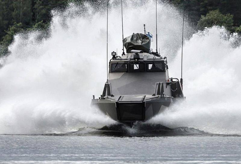 フィンランドスピードボートクラスJurmo