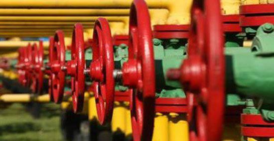 Naftogaz offre a Gazprom il pagamento per il pompaggio di gas nei depositi sotterranei dell'Ucraina