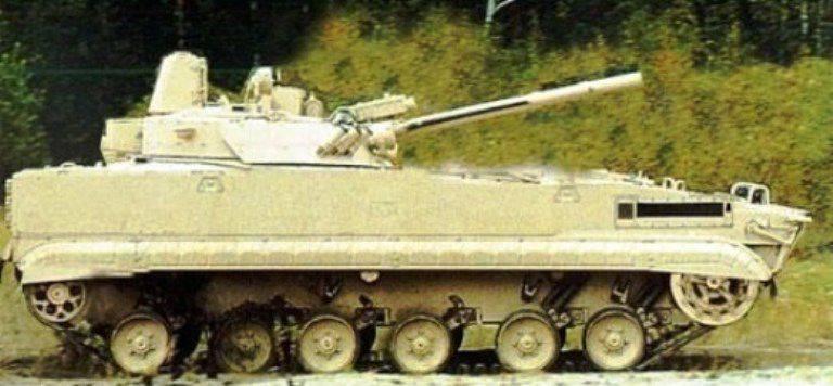 BMP-3 Dragoon sarà presentato a Expo 2015