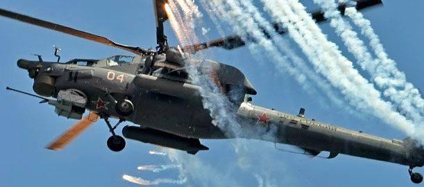 Mi-28HM helikopterinin durum testleri başladı