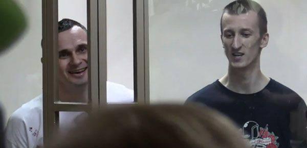 Rostov-on-Donのウクライナ人監督Sentsovが懲役20年の刑を宣告