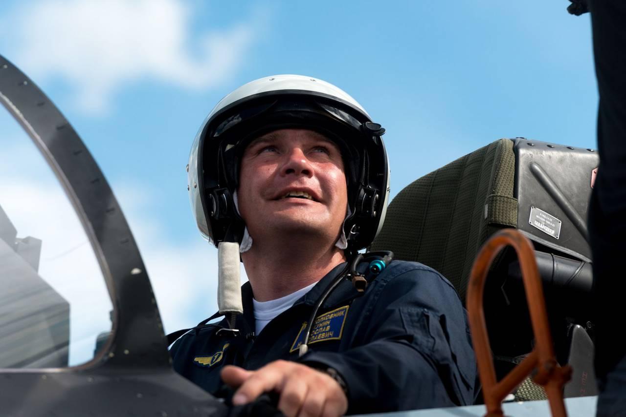 для того военные летчики россии фото более