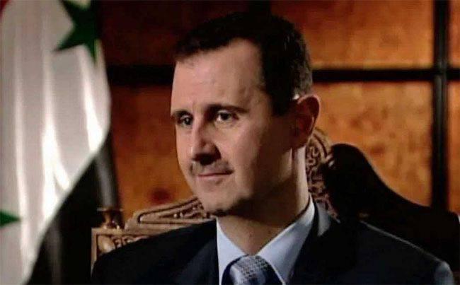 I media americani hanno frainteso le parole di Bashar al-Assad sulla Siria e la Russia