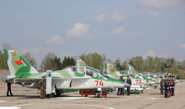 Belarus Savunma Bakanlığı, Irkut Corporation ile dört tane daha Yak-130 uçağı temini için sözleşme imzaladı.