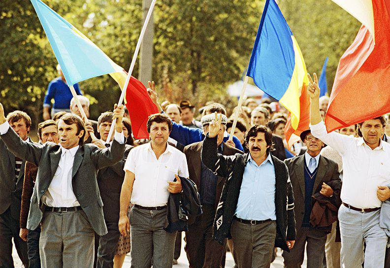Moldovan independence: 24 of political uncertainty