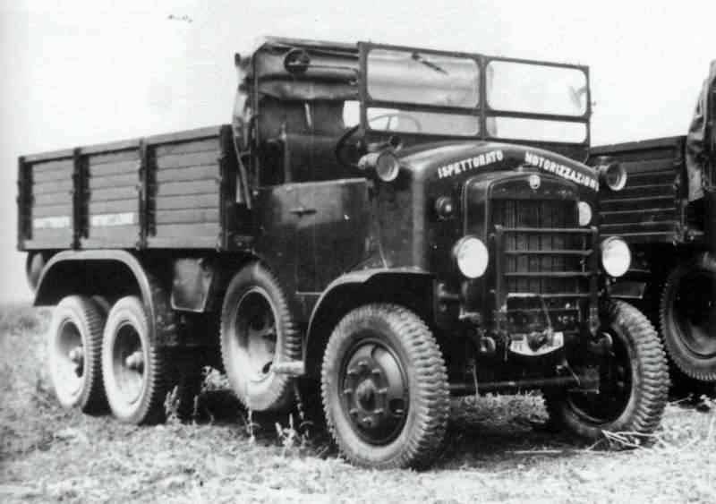 Porta truppe corazzato SPA Dovunque 35 Protetto (Italia)