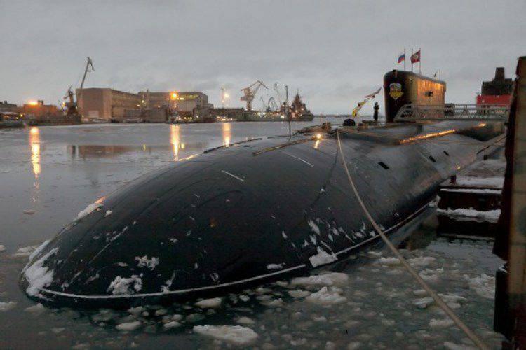 「アレクサンダー・ネフスキー」が太平洋艦隊の駐屯地に送られる