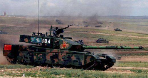 러시아어 T-99MS에 대한 최신 중국 탱크 ZTZ-2A90 : 어느 것이 더 낫습니까?