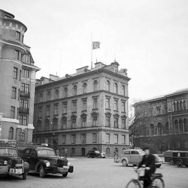 奇妙な物語:スウェーデンの中立