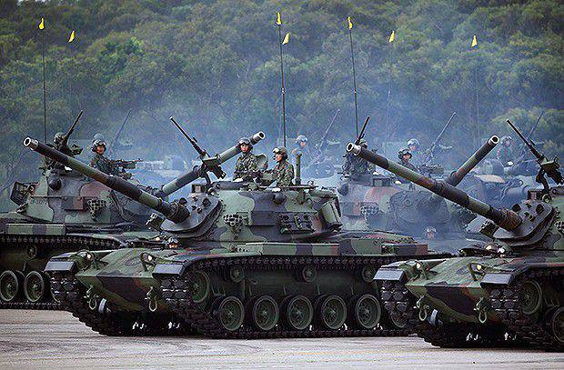 The most modern and powerful tanks in the world
