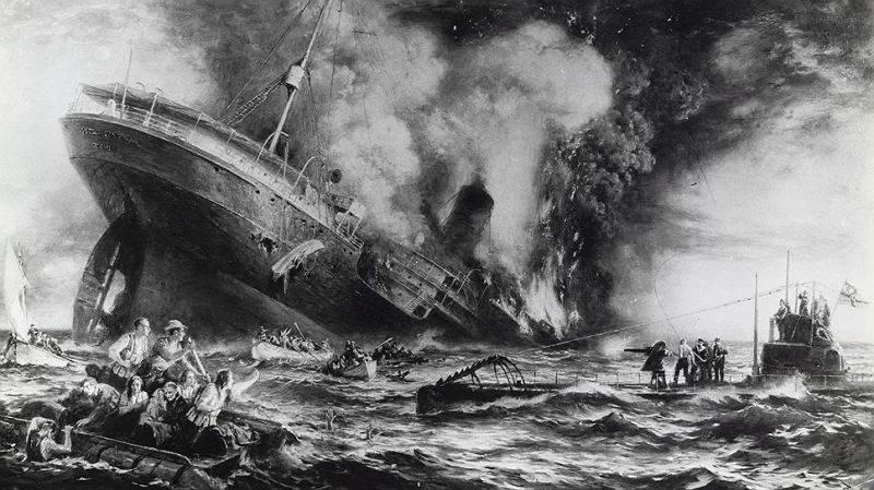 Кораблекрушение мирового значения