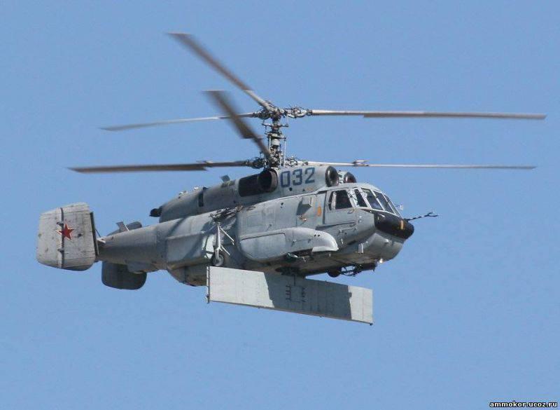 В РФ принят на вооружение вертолёт Ка-35