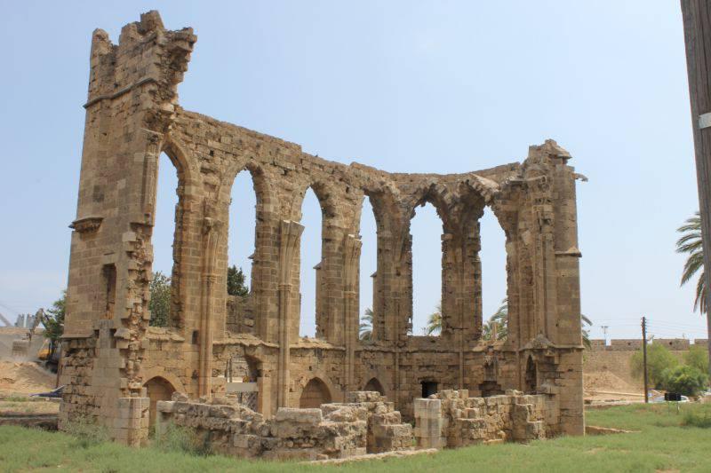 Хроника «крестовых экспедиций» в Палестину