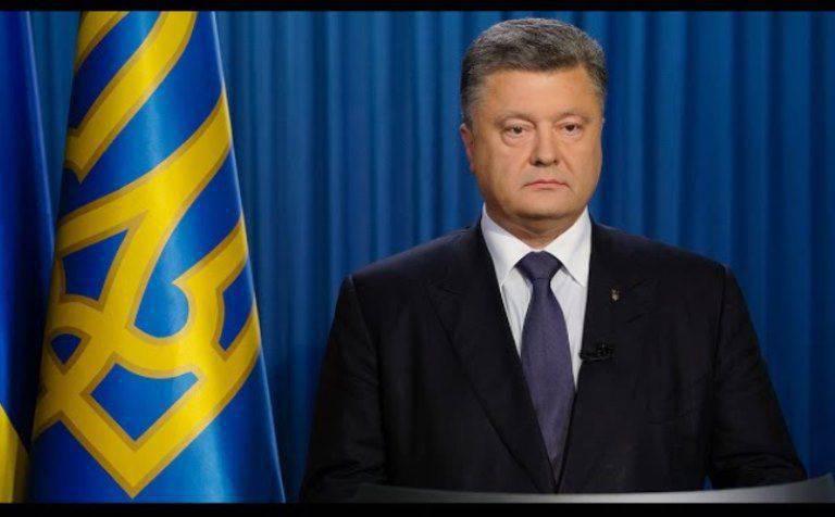 Poroshenko:分権化に関する最終決定は、Donbasの状況とロシア連邦のさらなる行動に左右される
