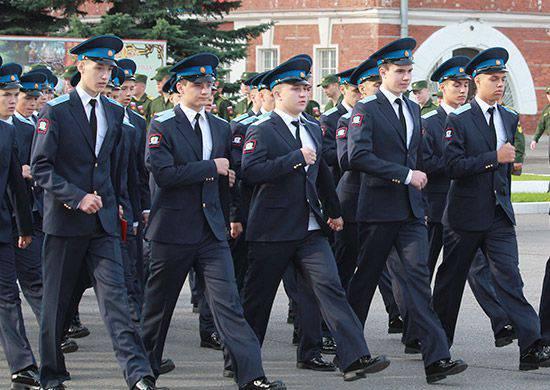 Cadet Spor Okulu ve Cadet Siber Güvenlik Okulu St. Petersburg'da açıldı.